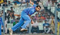 Shami will have to perform to make it to playing eleven