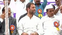 Rahul Gandhi Joins Jewellers' Protest, Says Government Strangulating Small Businesses