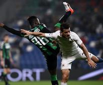 Florenzi knee scare for Roma