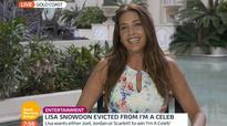 Lisa Snowdon reveals what campmates can take in jungle