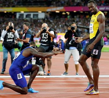 CAPTURED! Moments that made World Championships memorable