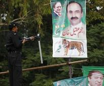 Pakistani politician, Anjum Aqeel has a narrow escape from assassination attempt