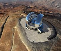 Giant Chile telescope moves ahead with signing of construction contract