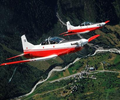 Swiss fighter jet missing, believed crashed: ministry