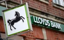 Lloyds bank buys UK credit card firm MBNA for 1.9bn