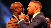 Floyd Mayweather, Conor McGregor wrap up profane PR tour in London