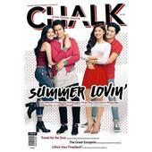 LOOK: JaDine, LizQuen share cover of campus magazine