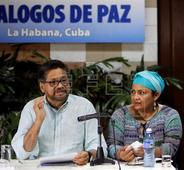 Colombia rebels say peace pact should be signed in Cuba
