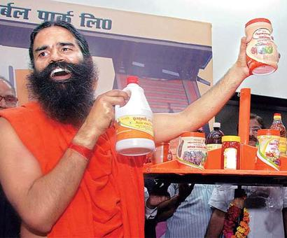 Patanjali asked to explain edible oil ad campaign