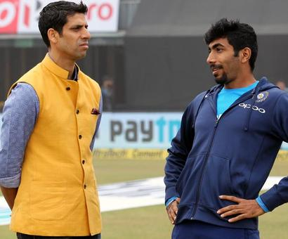 Nehra on why Bumrah should play in first Test vs South Africa