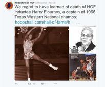 Flournoy, captain on 1966 Texas Western title team, dies