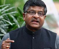 Govt had reservations but accepted SC verdict on scrapping NJAC Act, says Prasad
