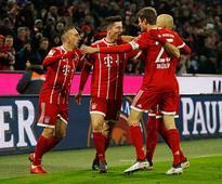 Bundesliga: Bayern Munich extend lead at top with narrow win over Schalke; Borussia Dortmund ease past Hamburg