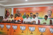 Odisha BJP delegates meet Guv over drinking water crisis