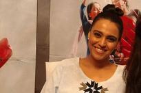 Swara Bhaskar's love for writing…