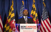 Carson accepts Trump's offer to head US housing department