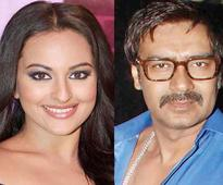 Sonakshi Sinha, Ajay Devgn to team up again!