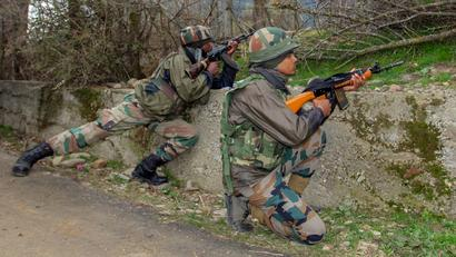 Kupwara: 3 Army jawans, 2 cops killed; 5 terrorists eliminated
