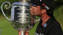 US PGA Championship groupings & tee times