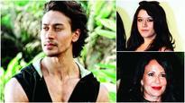 Tiger Shroff's mom and sister react to Ram Gopal Varma's 'bikini babe' comment
