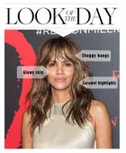 Halle Berry Proves the Shaggy Mop Cut is Pretty
