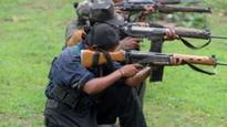 Five Maoists killed in Jharkhand, encounter underway