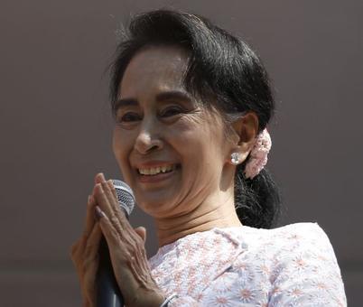All eyes on Suu Kyi ahead of her speech on Rohingya crisis today