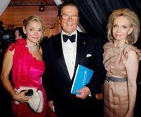 Daughter of Sir Roger Moore dies