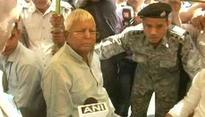 Bihar violence: Nitish is finished, says Lalu