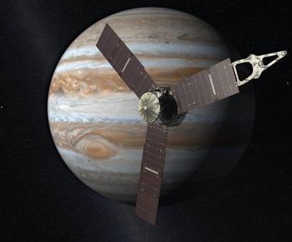 Hello Jupiter! NASA's Juno spacecraft arrives at giant planet