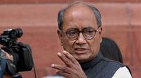 Digvijay Singh pitches for holding dialogue with Pakistan
