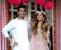 Karan Singh Grover makes Bipasha Basu believe in love stories
