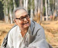 In conversation with Bengali legend Soumitra Chatterjee