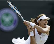 Wimbledon 2016: Paris queen Garbine Muguruza happy to steal spotlight from Rafael Nadal