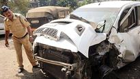 1 killed by speeding customs official