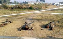 Pathankot terrorists trained in Pak at Chaklala or Lyallpur airbase: Top security officer