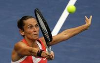 Before Ranieri, Roberta Vinci was Italy's upset queen