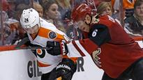 Coyotes beat Flyers 4-3 in OT on Ekman-Larsson's shot (Yahoo Sports)
