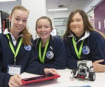 Northside STEM challenge: School robotics journey starts now!
