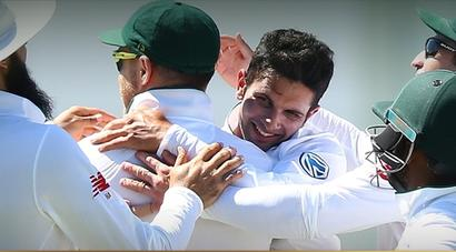 South Africa thrash Zimbabwe in inaugural four-day Test