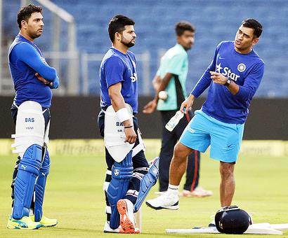 Having fit squad before World T20 crucial for India