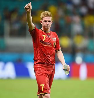 Euro 2016: 'Laughing De Bruyne can be Belgium's key man'