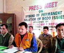 Bodo groups seek 'solution' from PM