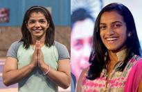 Rio Olympics medallists PV Sindhu, Sakshi Malik honoured in Kerala