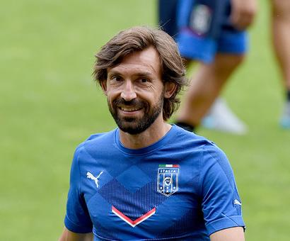 The genius and magic of Andrea Pirlo