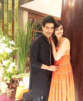 PIX: Kriti Sanon, Rani Mukerji visit Manish Malhotra