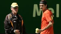 Wimbledon 2016: Roger Federer acknowledges impact of coach Tony Roche