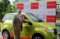 Mahindra Reva to Bring 2 New Cars this Year