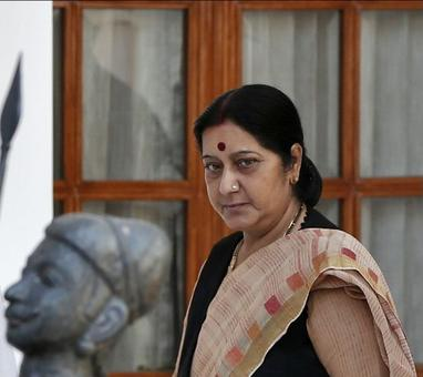 Sushma Swaraj's mission to Myanmar is a defining moment