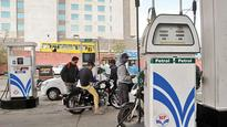 Opposition presses for respite from high fuel prices in Ahmedabad